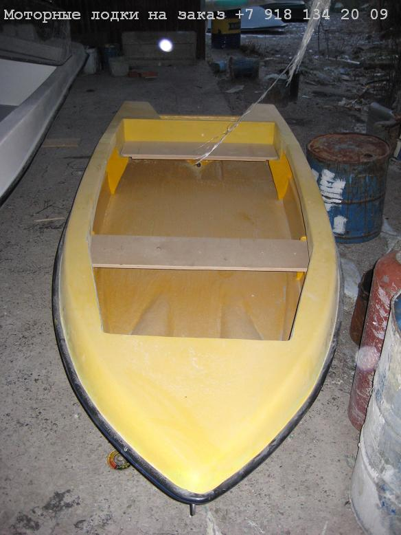 Построить лодку из пластика своими руками 36